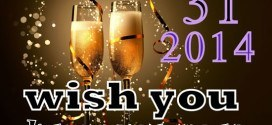 31st 2014 and Happy new year 2015 latest sms wish in hindi english with image