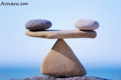 Life Balance Hindi Quote Amazind Avanvu